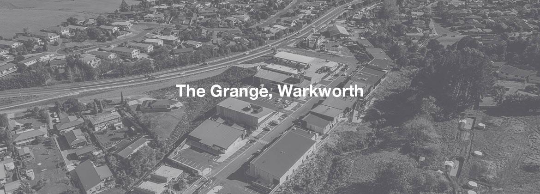 The Grange, Warkworth