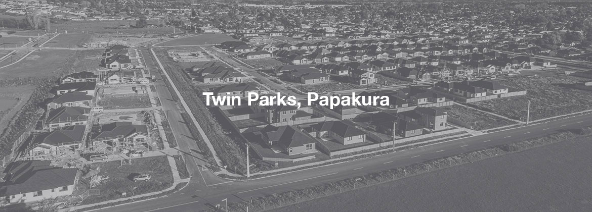 Twin Parks, Papakura